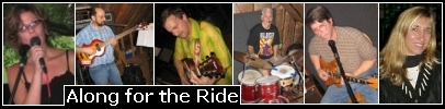 ALONG FOR THE RIDE BAND